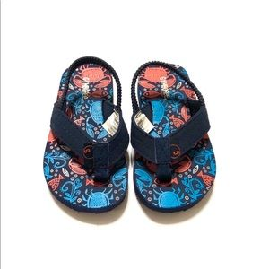 🧸Gymboree Swim Sandals size 7-8